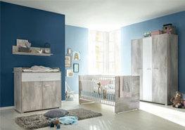 Petit mobilier pour chambre bébé - Fauteuils, coffres à jouet ...