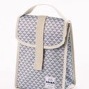 Sac Geneve 2 PLAY PRINT Grey BEABA - 3