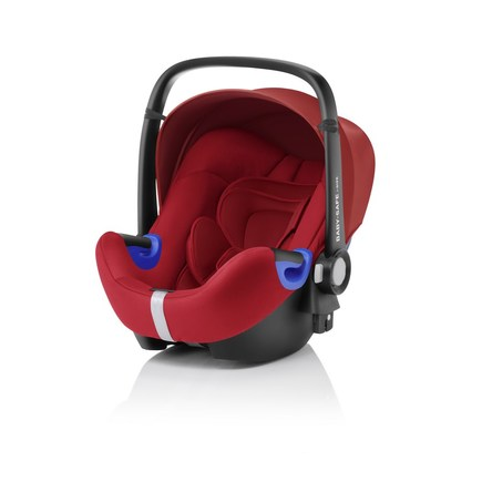 Siège auto BABY-SAFE ISIZE Flame Red + base BRITAX RÖMER - 2