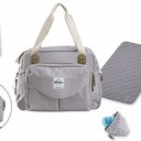 Sac Geneve 2 PLAY PRINT Grey BEABA - 4
