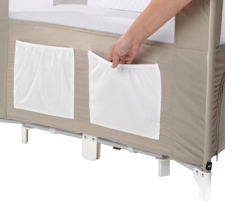 petit lit pliant drimi 2 beige vente en ligne de chambre b b b b 9. Black Bedroom Furniture Sets. Home Design Ideas