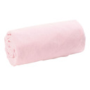 Drap-housse 60x120 cm rose BEBE9 REFERENCE