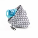 Sac Geneve 2 PLAY PRINT Grey BEABA - 2