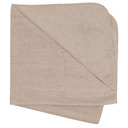Sortie de bain taupe BEBE9 REFERENCE