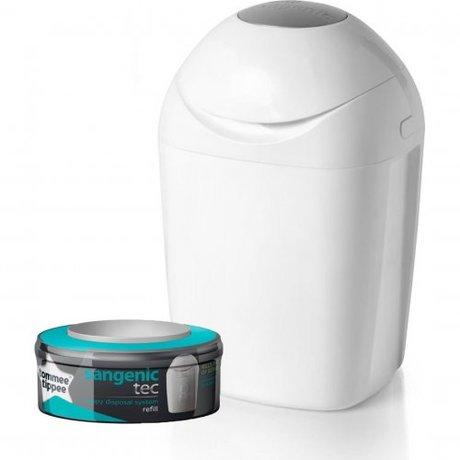 bac couche sangenic tec blanc vente en ligne de toilette b b b b 9. Black Bedroom Furniture Sets. Home Design Ideas