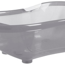 baignoire b b grise pied blanc tuyau vacuation vente. Black Bedroom Furniture Sets. Home Design Ideas