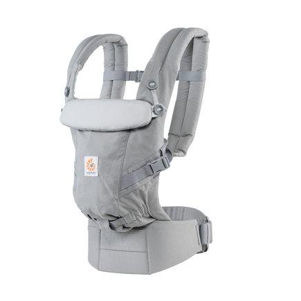 Porte bébé ADAPT gris Ergobaby, Vente en ligne de Poussette   Bébé9 12c7c9fb5a1