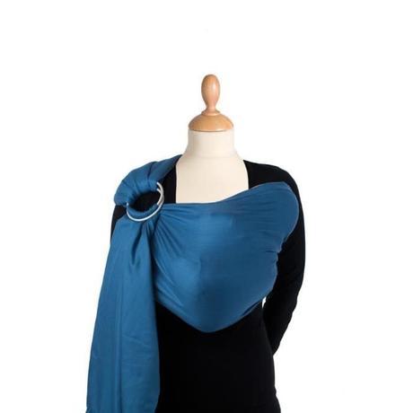 213b5305f62f Echarpe de portage bb-sling campanula blue-padded, Vente en ligne de ...