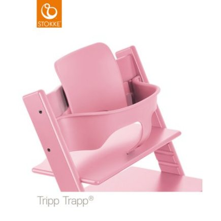 Chaise haute TRIPP TRAPP rose pale STOKKE - 4