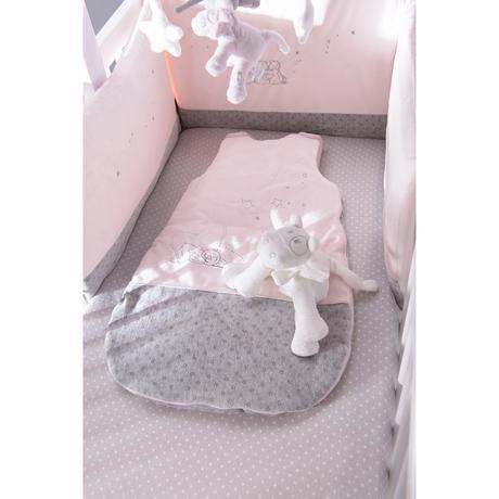 vide poche lit b b poudre d 39 toiles rose vente en ligne de ciel de lit et rangements b b 9. Black Bedroom Furniture Sets. Home Design Ideas