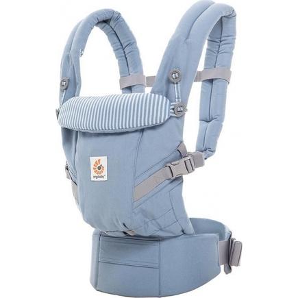 Porte-Bébé ADAPT Bleu Azur Ergobaby, Vente en ligne de Poussette   Bébé9 631a947e090