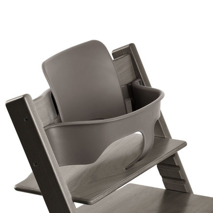 Baby Set Pour Chaise Tripp Trapp Gris Brume STOKKE