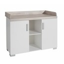 Chambre DUO Lit 60x120+commode Metamorphose BEBE9 CREATION - 2