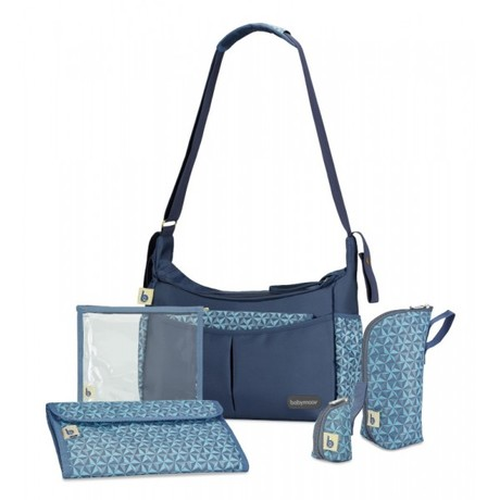 Sac à langer Urban bag - Navy BABYMOOV