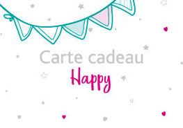 Cezam Herblay Carte.Carte Cadeau Happy Bebe Vente En Ligne D Equipement De