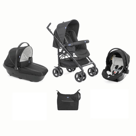 Poussette TRIO SPRINT Black Night CHICCO