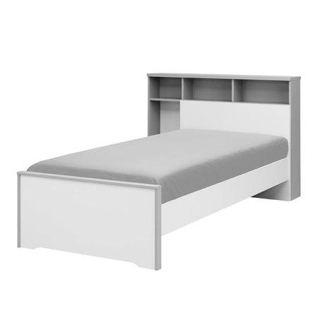 t te de lit cosy grise babel vente en ligne de b b 9. Black Bedroom Furniture Sets. Home Design Ideas