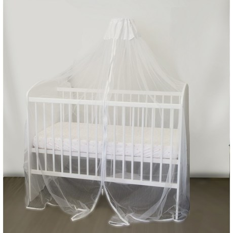 ciel de lit moustiquaire blanc vente en ligne de chambre. Black Bedroom Furniture Sets. Home Design Ideas