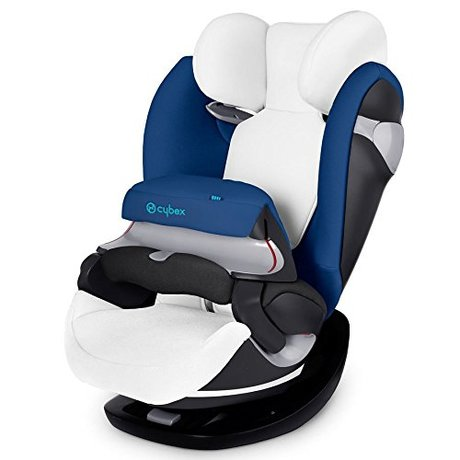 Housse d'été White PALLAS M / SOLUTION M CYBEX
