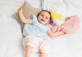 Plan Incline Et Accessoires De Sommeil Pour Chambre De Bebe