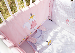 Tour de lit bébé fille et garçon : Tours de lit Sauthon, Moulin Roty ...