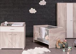 Chambres complètes pour bébé - Chambres pour garçons et filles ...