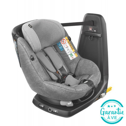 Siege auto gr0+/1 Axiss Fix ISize Nomad Gris BEBE CONFORT