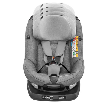 Siege auto gr0+/1 Axiss Fix ISize Nomad Gris BEBE CONFORT - 2