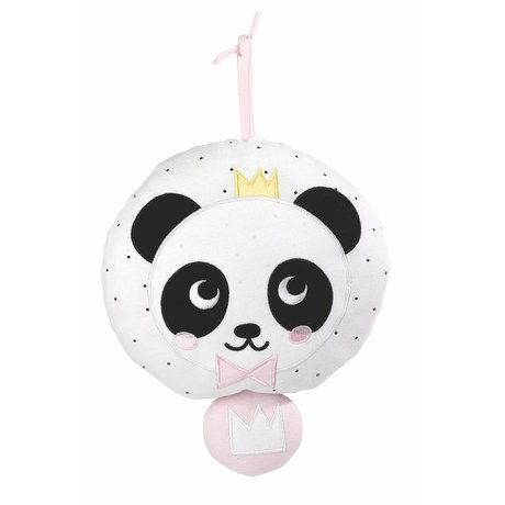 Coussin musical Panda Mania BEBE9 CREATION