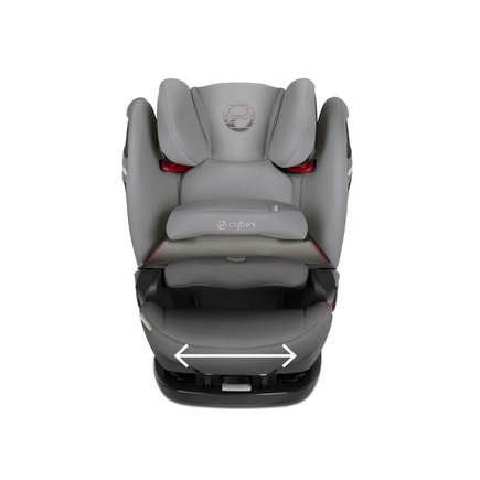 Siege auto PALLAS S-FIX gr1/2/3 Pepper Black CYBEX - 8