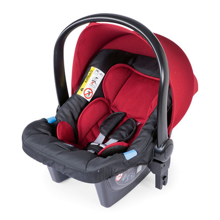 Poussette TRIO Best Friend Comfort Red CHICCO - 3