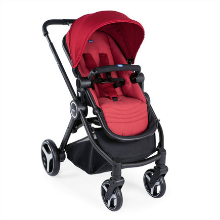 Poussette TRIO Best Friend Comfort Red CHICCO - 7