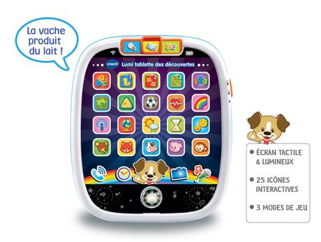 lumi tablette des decouvertes, vente en ligne de eveil bébé   bébé9