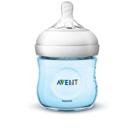 Biberon Natural 2.0 - 125 ml Bleu AVENT