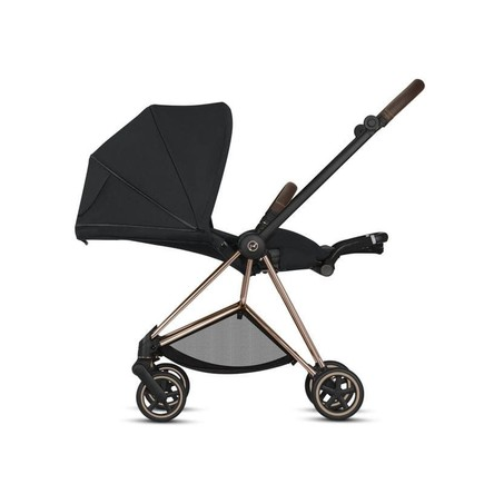 Poussette MIOS Chrome Black Manhattan Grey CYBEX - 6