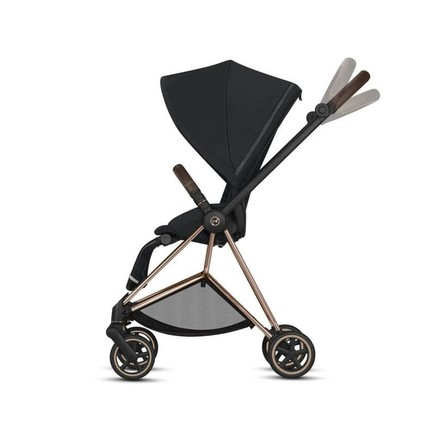 Poussette MIOS Chrome Black Manhattan Grey CYBEX - 2