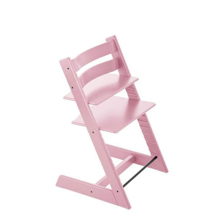 Chaise haute TRIPP TRAPP rose pale STOKKE
