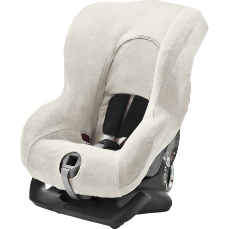 Housse d'été First Class Plus Off-White BRITAX