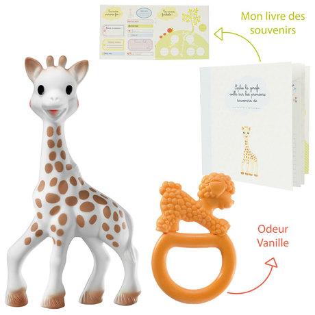 Coffret Sophie La Girafe