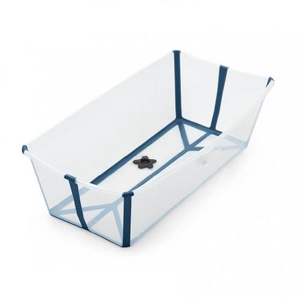 Baignoire Pliante Flexibath X Large Transparent Bleu Vente En Ligne De Toilette Bebe Bebe9