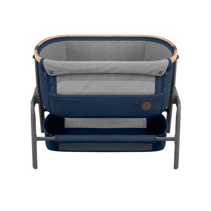 Bébé Confort Iora Berceau Cododo lit bébé mobiles système LockGuard gris bed