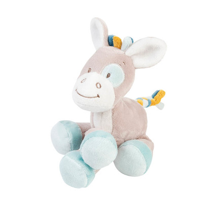 Mini peluche Tim le cheval Tim & Tiloo NATTOU