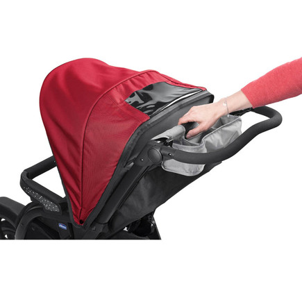 Poussette 3 roues Trio ACTIV3 TOP Red Berry CHICCO - 8