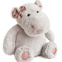 Grande peluche Hippo girl  HISTOIRE D'OURS