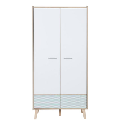 Armoire 2 portes ZELIE BEBE9 CREATION
