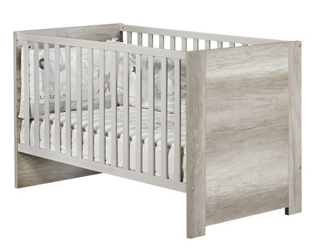 Lit bébé LITTLE BIG BED 140x70 EMMY SAUTHON