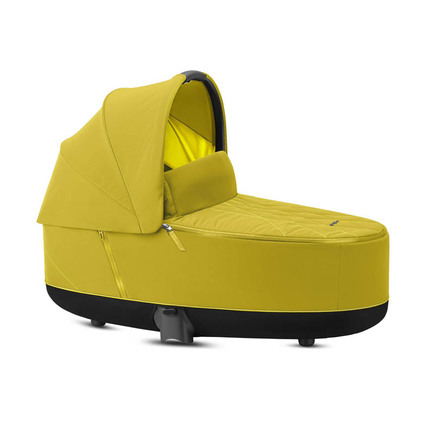 Nacelle de luxe PRIAM Mustard Yellow CYBEX