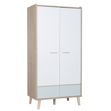 Armoire 2 portes ZELIE BEBE9 CREATION - 3