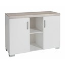 Commode 2 portes 2 niches Metamorphose BEBE9 CREATION - 4