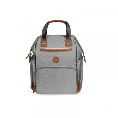 Sac isotherme Back Pack gris clair OUTLANDER